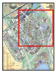 1964 New York World's Fair 1965 - Attractions - Eastman Kodak ...  World S Fair Map on