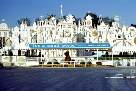 """Small World"" - Anaheim"