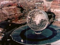 Unisphere under construction